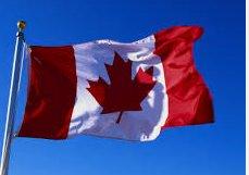 Canadina flag