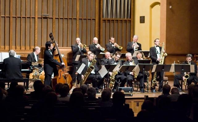Invention, Jazz concert