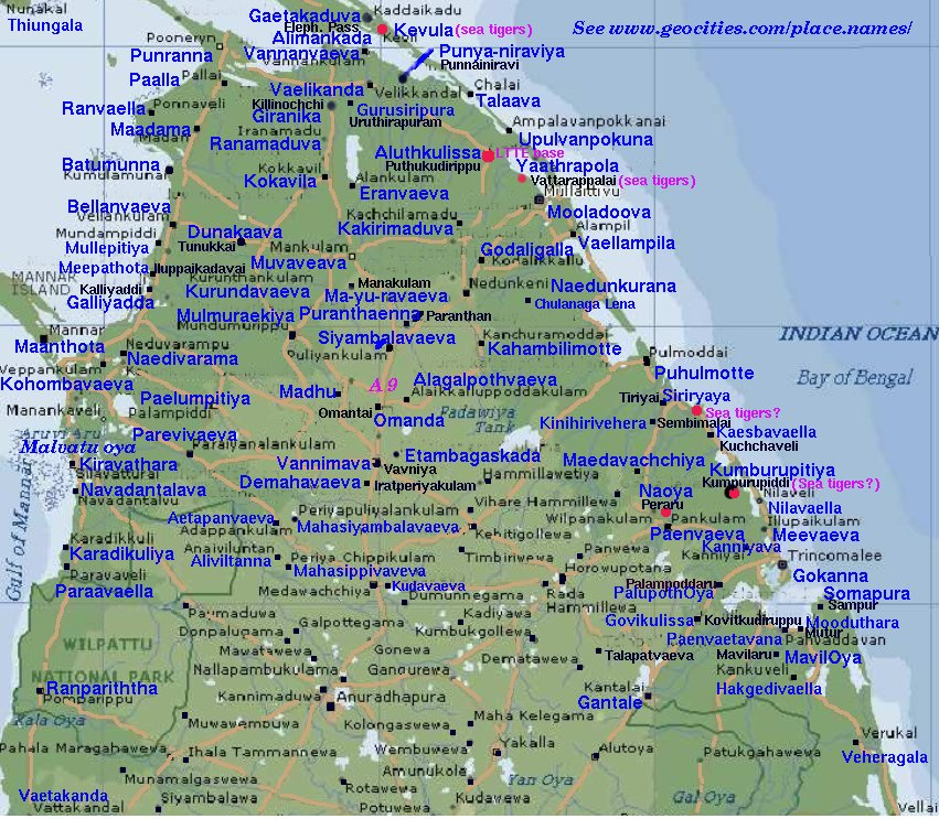 Traditional sinhala place names of towns in the north and east sri traditional sinhala place names of towns in the north and east sri lanka sinhala placenames urtaz Image collections